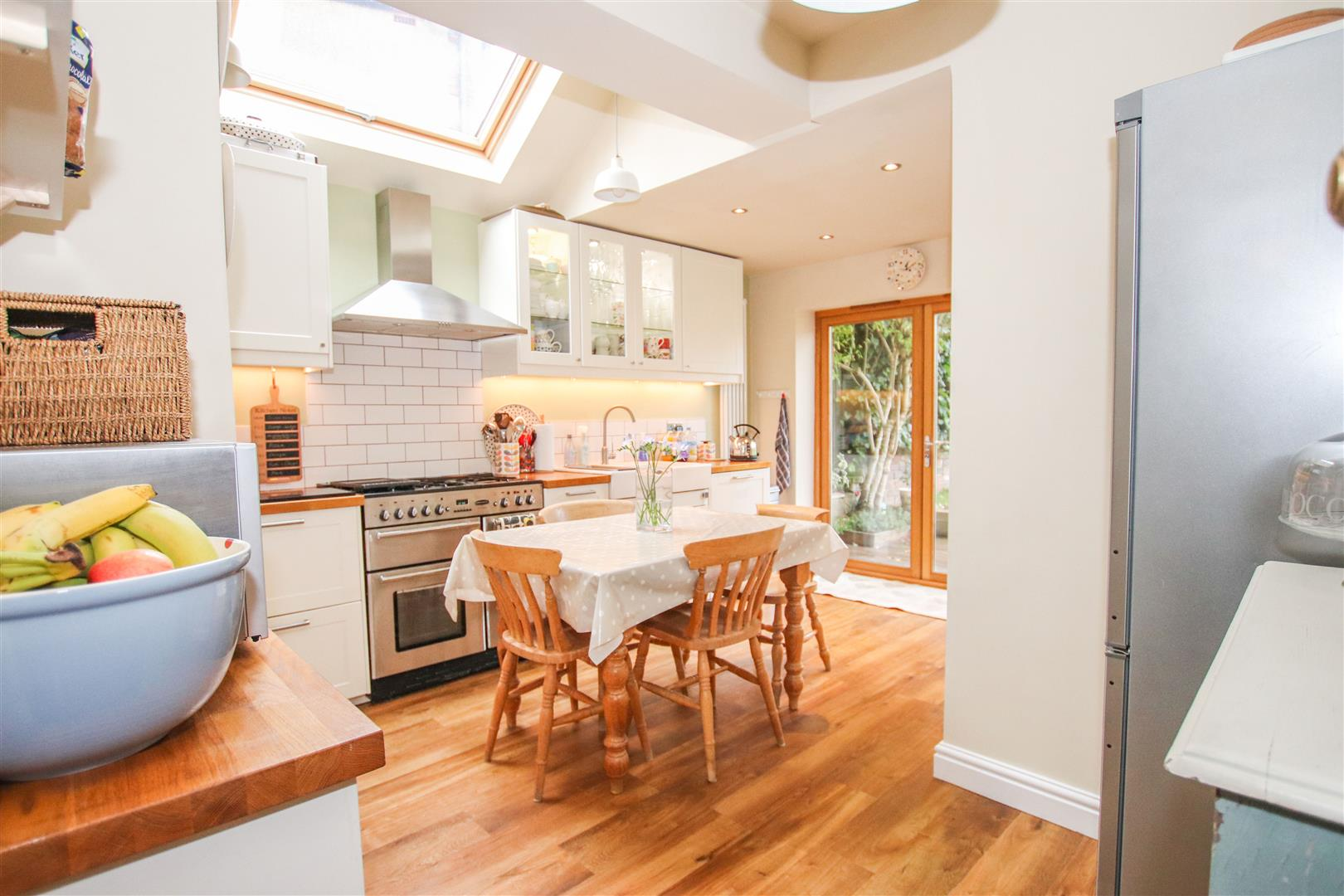 EXTENDED FITTED KITCHEN / BREAKFAST ROOM